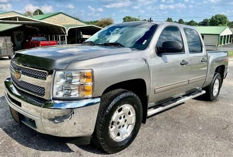 2012 Chevrolet Silverado 1500 for sale at Prime Time Auto Sales LLC in Martinsville IN
