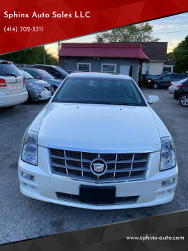2008 Cadillac STS for sale at Sphinx Auto Sales LLC in Milwaukee WI