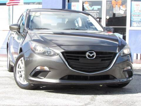 2016 Mazda MAZDA3 for sale at VIP AUTO ENTERPRISE INC. in Orlando FL