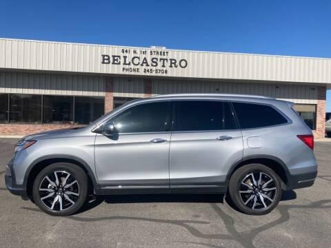 2019 Honda Pilot for sale at Belcastro Motors in Grand Junction CO