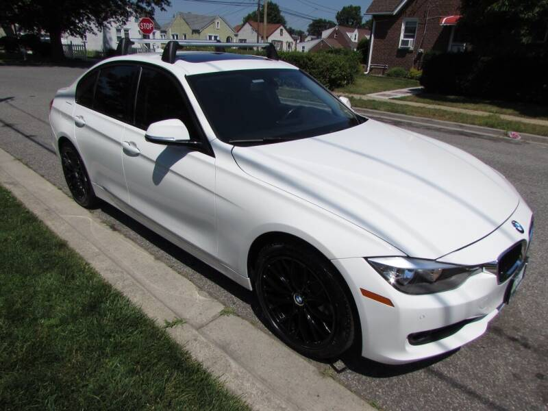 2015 BMW 3 Series for sale at First Choice Automobile in Uniondale NY
