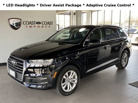 2017 Audi Q7 for sale at Coast to Coast Imports in Fishers IN