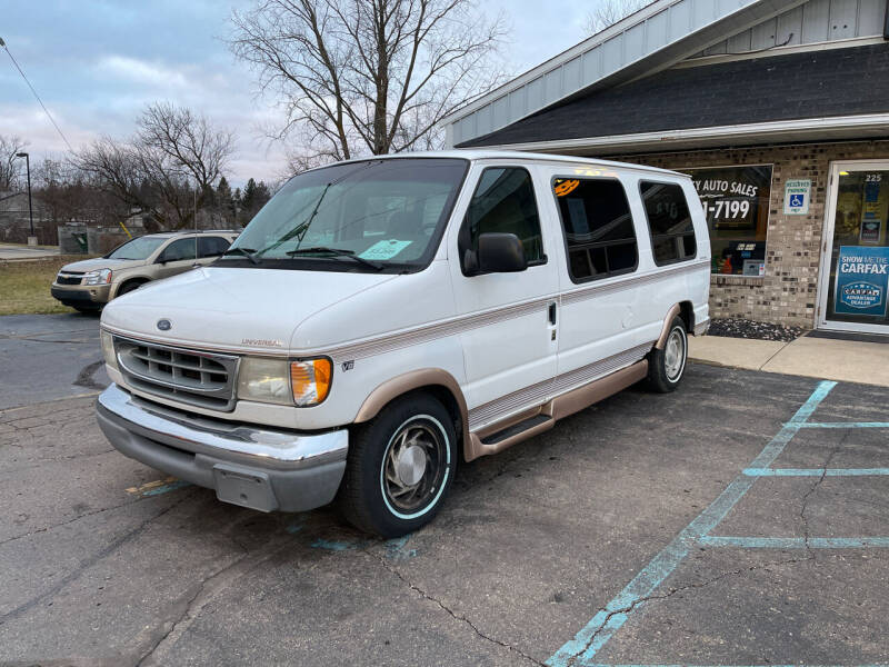 1999 Ford E-Series Cargo for sale at Imlay City Auto Sales LLC. in Imlay City MI