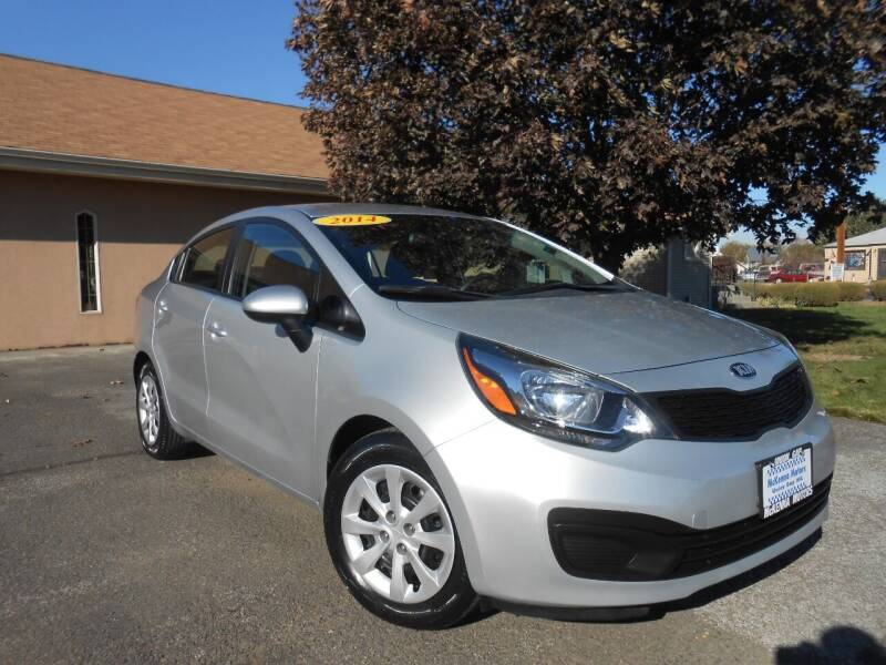 2014 Kia Rio for sale at McKenna Motors in Union Gap WA