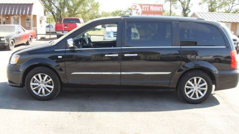 2014 Chrysler Town and Country for sale at 277 Motors in Hawley TX