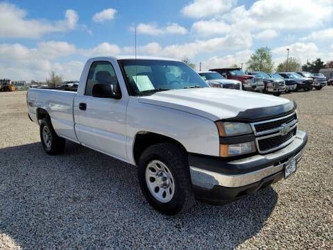 2006 Chevrolet Silverado 1500 for sale at BERKENKOTTER MOTORS in Brighton CO