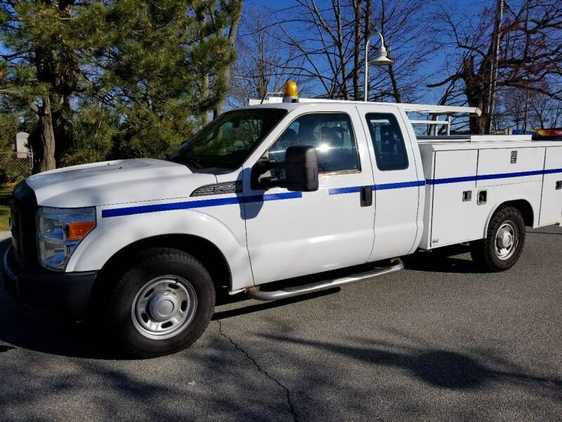 2011 Ford F-250 Super Duty for sale at Plum Auto Works Inc in Newburyport MA