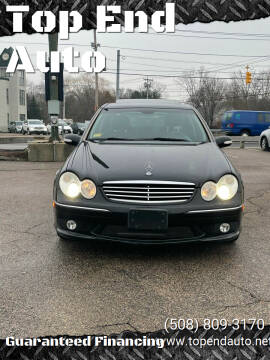 2006 Mercedes-Benz C-Class for sale at Top End Auto in North Atteboro MA