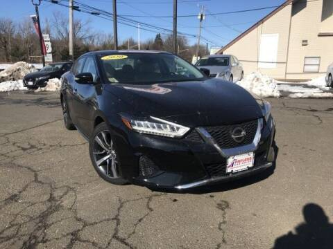 2020 Nissan Maxima for sale at PAYLESS CAR SALES of South Amboy in South Amboy NJ