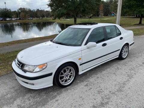 2000 Saab 9-5 for sale at Terra Motors LLC in Jacksonville FL