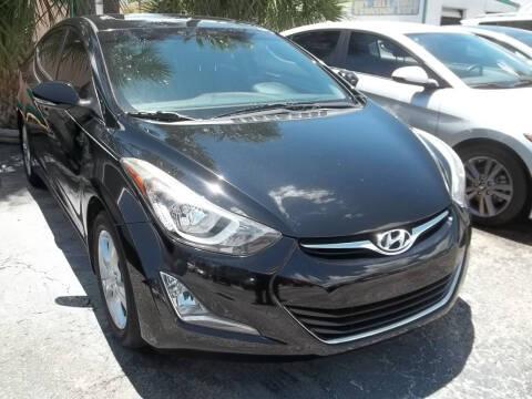 2016 Hyundai Elantra for sale at PJ's Auto World Inc in Clearwater FL