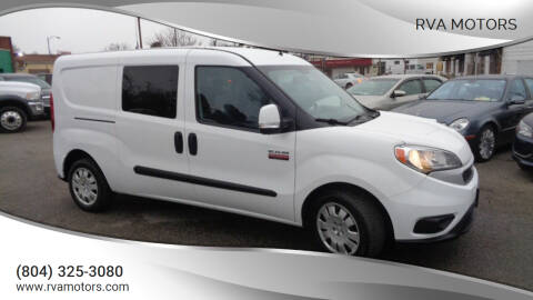 2019 RAM ProMaster City Cargo for sale at RVA MOTORS in Richmond VA