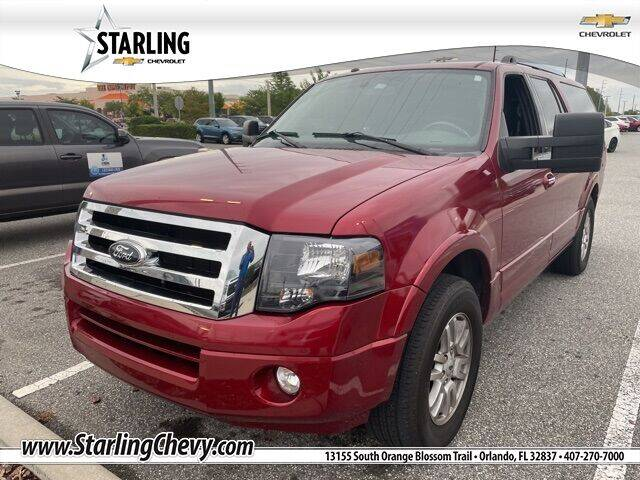 2014 Ford Expedition EL for sale at Pedro @ Starling Chevrolet in Orlando FL