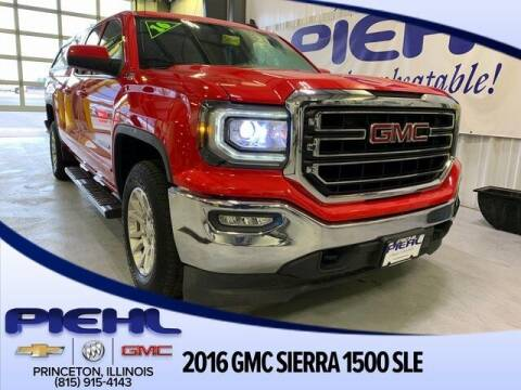 2016 GMC Sierra 1500 for sale at Piehl Motors - PIEHL Chevrolet Buick Cadillac in Princeton IL