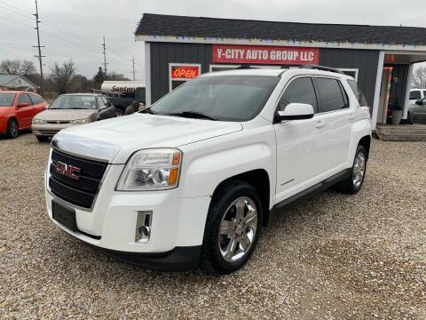 2013 GMC Terrain for sale at Y City Auto Group in Zanesville OH