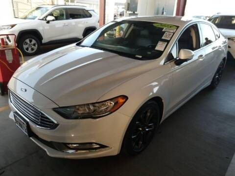 2018 Ford Fusion for sale at Ultimate Auto Sales Of Orem in Orem UT