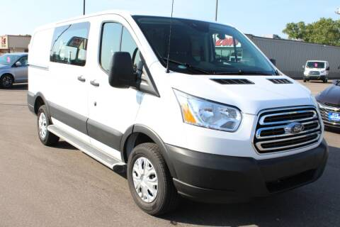 2019 Ford Transit Cargo for sale at L & L MOTORS LLC - REGULAR INVENTORY in Wisconsin Rapids WI