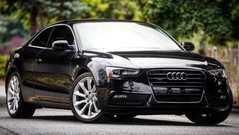 2013 Audi A5 for sale at MS Motors in Portland OR