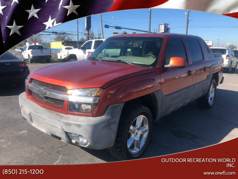 Used Chevrolet Avalanche For Sale In Panama City Fl Carsforsale Com