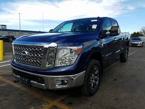 2017 Nissan Titan XD for sale at All Affordable Autos in Oakley KS
