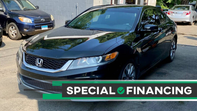 2013 Honda Accord for sale at ELITE MOTORS in West Haven CT