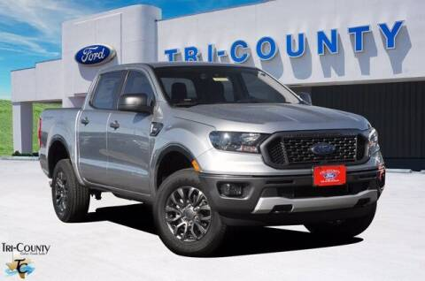 2020 Ford Ranger for sale at TRI-COUNTY FORD in Mabank TX