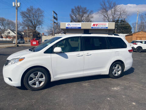 2011 Toyota Sienna for sale at RT Auto Center in Quincy IL