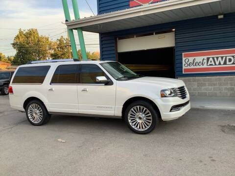 2017 Lincoln Navigator L for sale at Select AWD in Provo UT