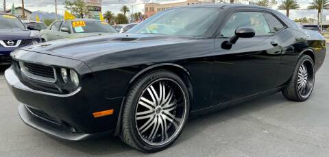 2013 Dodge Challenger for sale at Charlie Cheap Car in Las Vegas NV