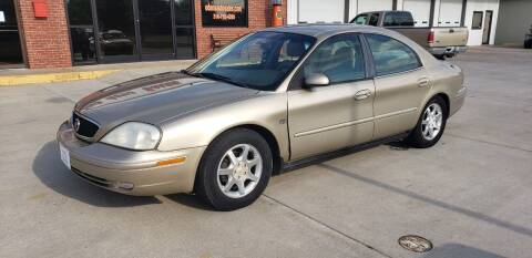 2000 Mercury Sable for sale at Eden's Auto Sales in Valley Center KS