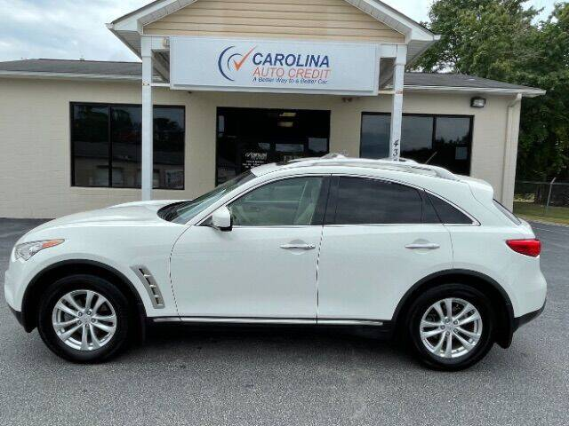 2010 Infiniti FX35 for sale at Carolina Auto Credit in Youngsville NC
