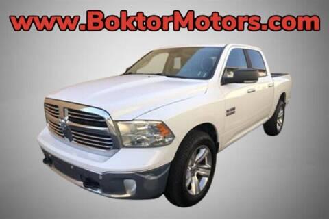 2014 RAM Ram Pickup 1500 for sale at Boktor Motors in North Hollywood CA