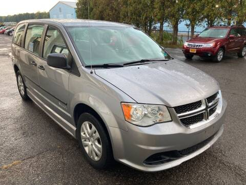 2015 Dodge Grand Caravan for sale at Ogden Auto Sales LLC in Spencerport NY