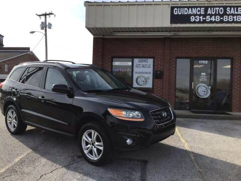 2010 Hyundai Santa Fe for sale at Guidance Auto Sales LLC in Columbia TN