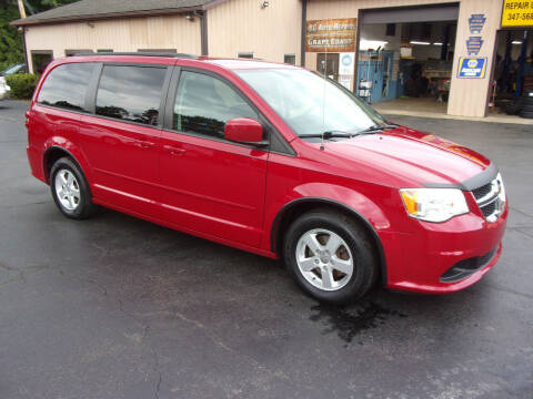 2012 Dodge Grand Caravan for sale at Dave Thornton North East Motors in North East PA