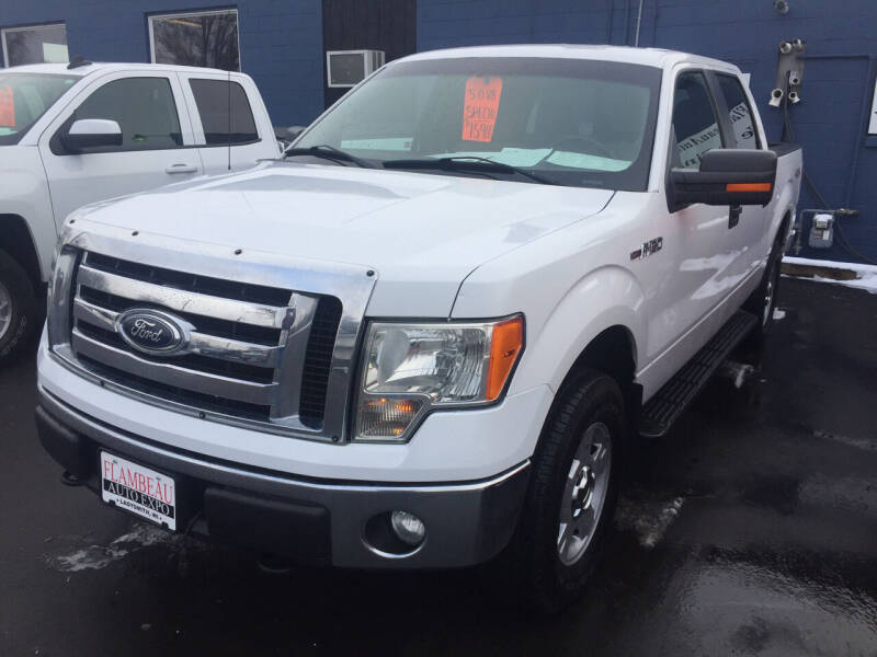 2012 Ford F-150 for sale at Flambeau Auto Expo in Ladysmith WI