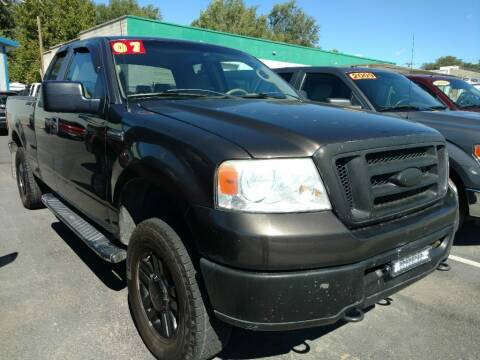 2007 Ford F-150 for sale at Gandiaga Motors in Jerome ID