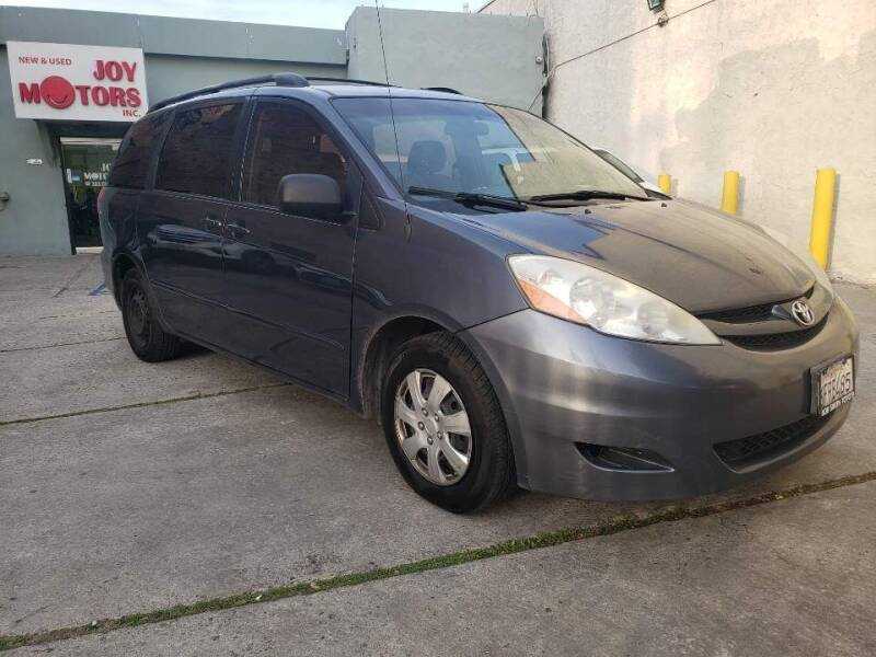 2008 Toyota Sienna for sale at Joy Motors in Los Angeles CA