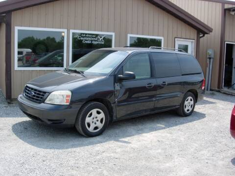 2007 Ford Freestar for sale at Greg Vallett Auto Sales in Steeleville IL