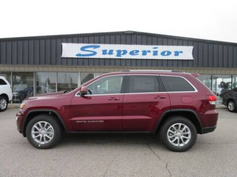 2021 Jeep Grand Cherokee for sale at SUPERIOR CHRYSLER DODGE JEEP RAM FIAT in Henderson NC