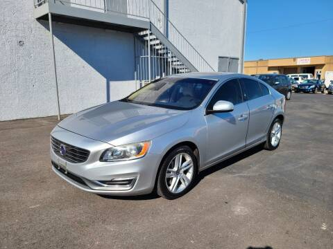 2014 Volvo S60 for sale at Image Auto Sales in Dallas TX