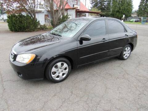 2006 Kia Spectra for sale at Triple C Auto Brokers in Washougal WA