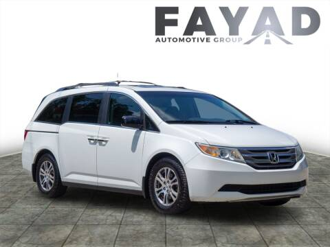 2011 Honda Odyssey for sale at FAYAD AUTOMOTIVE GROUP in Pittsburgh PA