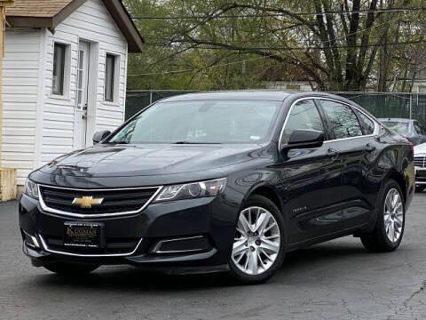 2014 Chevrolet Impala for sale at Kugman Motors in Saint Louis MO