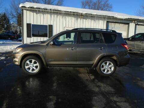 2009 Toyota RAV4 for sale at NORTHLAND AUTO SALES in Dale WI