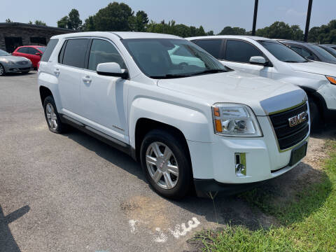 2015 GMC Terrain for sale at Auto Credit Xpress in North Little Rock AR