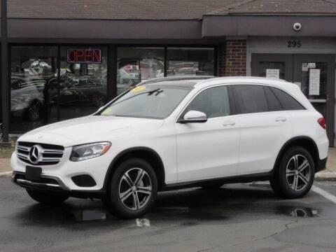 2017 Mercedes-Benz GLC for sale at Lynnway Auto Sales Inc in Lynn MA