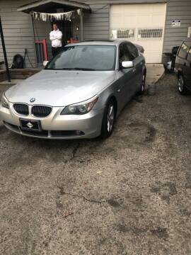 2006 BMW 5 Series for sale at C&D Auto Sales Center in Kent WA