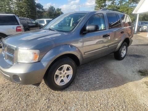 2009 Dodge Durango for sale at Five Star Motors in Senatobia MS