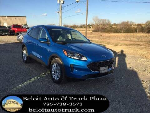 2020 Ford Escape for sale at BELOIT AUTO & TRUCK PLAZA INC in Beloit KS